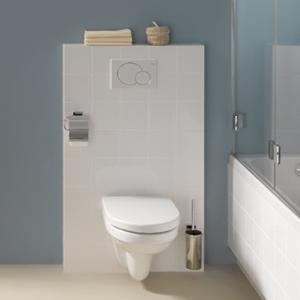 Complete toiletset