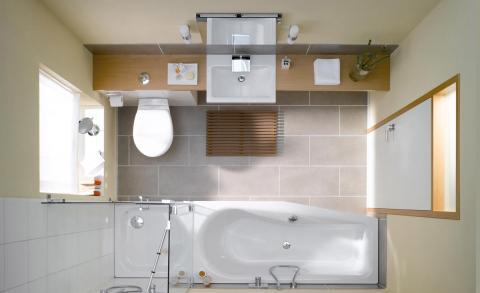 Handige Indeling Badkamer : Van kurkenkamer tot badkamer amber loves design