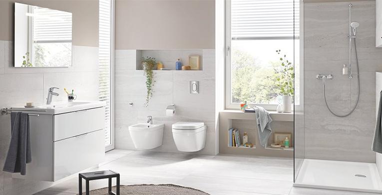 Complete badkamer of toiletruimte nodig?
